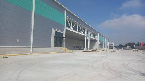 Imagen 1 de 9 de Renta De Naves Industriales  World Park Tultepec