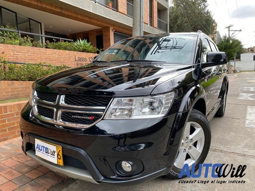 Dodge Journey Se Express Tp 2400cc 5psj