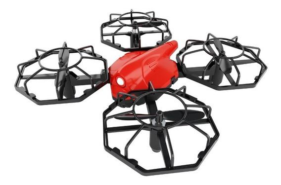 Quadricóptero / Drone De 4ch 2.4g Com Anéis De Proteção