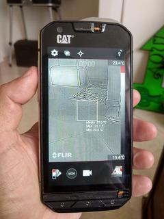 Teléfono Cat S60 Como Nuevo