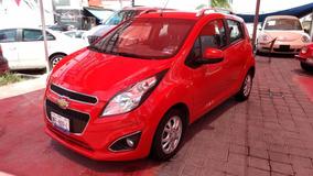 Chevrolet Spark 2016 Ltz Rojo Motor 1.2l. 4 Cil. 4 Ptas.