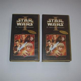 Star Wars Episodio I La Amenaza Fantasma Pack Doble