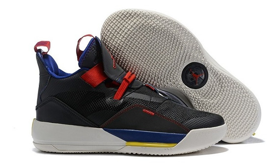 Tenis Nike Air Jordan 33 Varias Cores Na Caixa Frete Gratis