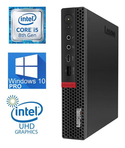 M920q Desktop Lenovo (thinkcentre) - I5-8500t - 16gb Ddr4