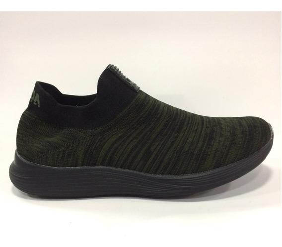 Zapatos Dada Originales Para Hombres - Dd16754m - Olive
