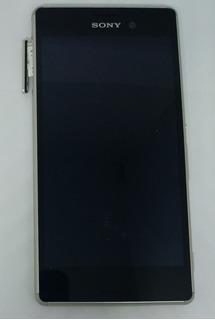 1° Sony Xperia M4 Prata 16gb E2363 C/ Defeito S/ Garantia