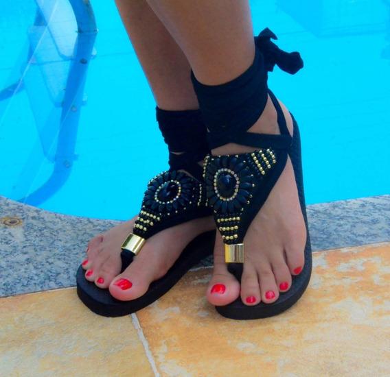 Sandálias De Praia Grande