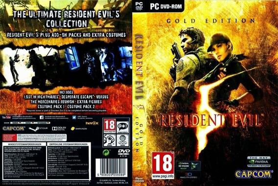 Resident Evil 5 Pc - Português - Envio Digital