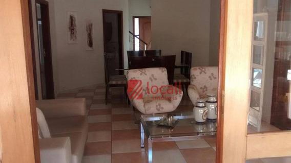 Casa Com 3 Dormitórios À Venda, 376 M² Por R$ 900.000,00 - Parque Residencial Damha Ii - São José Do Rio Preto/sp - Ca1486