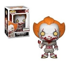 Funko Pop It The Movie Pennywise #543