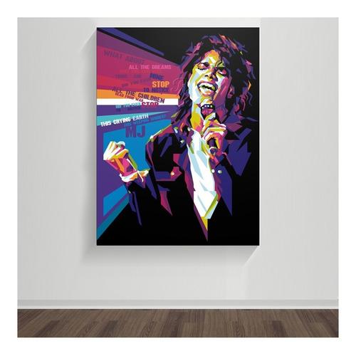 Cuadro Michael Jackson 02 - Dreamart