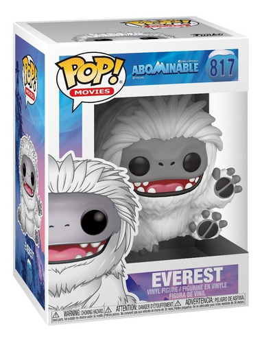 Funko Pop! Everest #817 Abominable Jugueteria El Pehuen