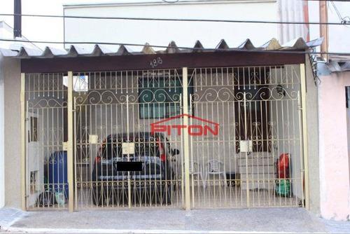 Casa Com 2 Dormitórios À Venda, 100 M² Por R$ 530.000,00 - Jardim Popular - São Paulo/sp - Ca0701
