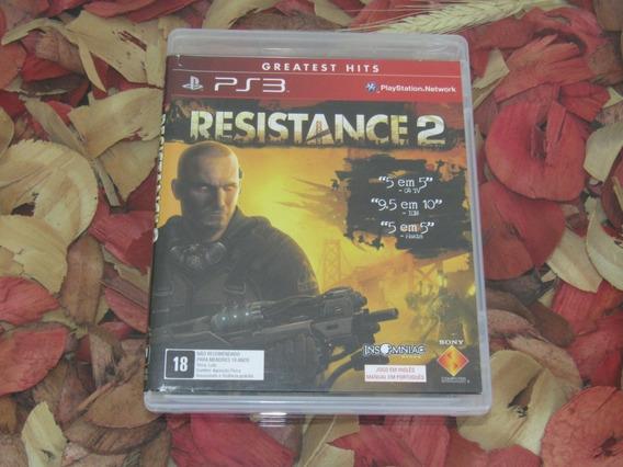 Resistance 2 - S/encarte - Ps3