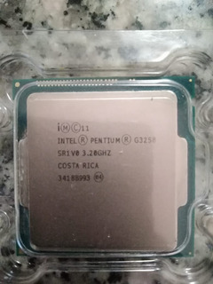 Procesador Intel G3258 3.2ghz