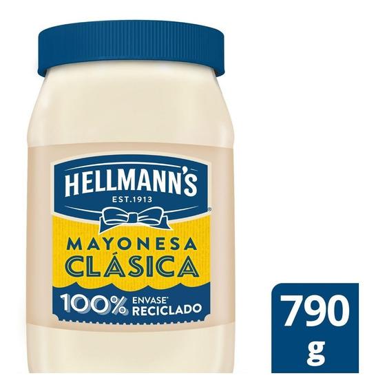 Mayonesa Hellmanns Real 790g