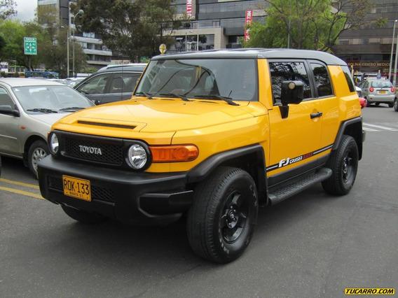 Toyota Fj Cruiser Black Ii