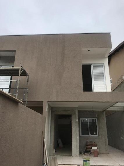 Casas Novas Com Suíte, No Bairro Scaffid Em Itaquaquecetuba - Aceita Financiamento - Ca0136