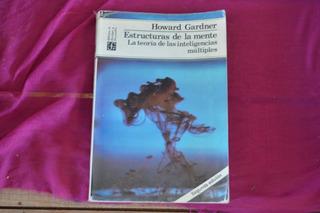 Libro Estructuras De La Mente Howard Gardner Envio Gratis