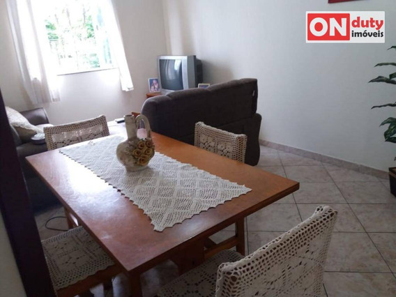 Apartamento Com 3 Dormitórios À Venda, 70 M² Por R$ 340.000 - Encruzilhada - Santos/sp - Ap4792