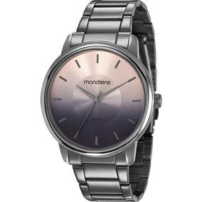 Relógio Mondaine Feminino Original Garantia Nfe 53606lpmvse9