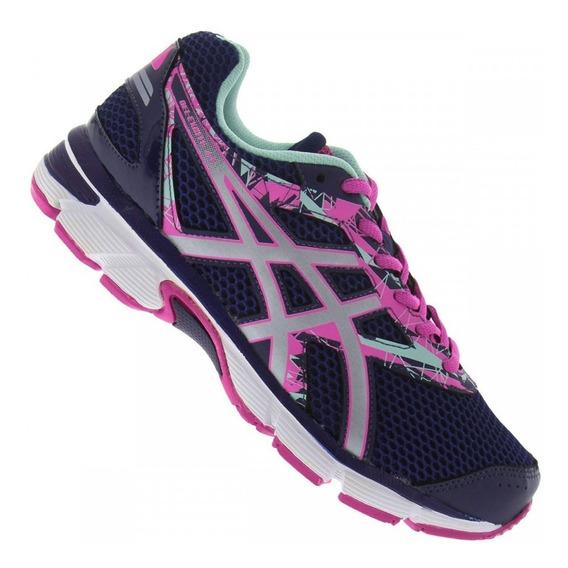 Tênis Asics Gel Excite 4 A Feminino - Running - Azul Marinho