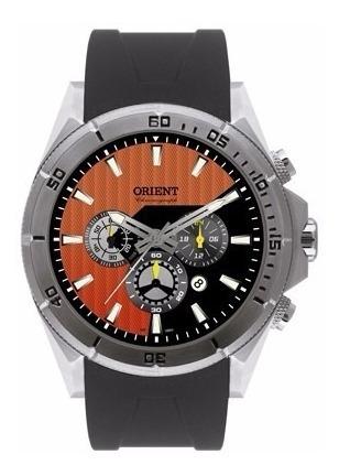 Relógio Orient Masculino Cronógrafo Mbspc019