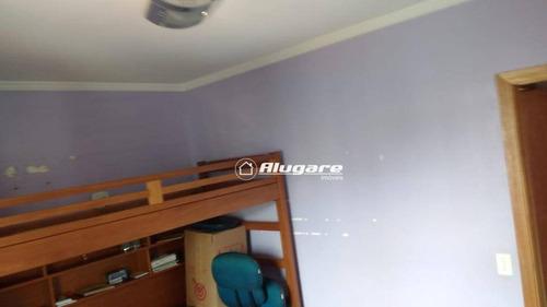 Apartamento Com 3 Dormitórios À Venda, 65 M² Por R$ 308.000,00 - Gopoúva - Guarulhos/sp - Ap2037