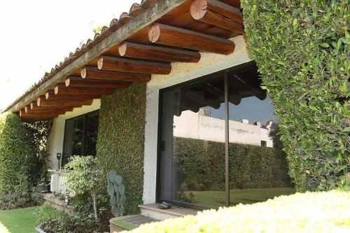 Excelente Casa En Lomas De Chapultepec