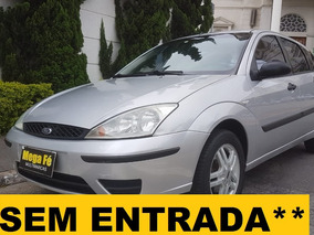 Ford Focus 2.0 Ghia Aut. 5p 140.3 Hp Completo 2º Dono