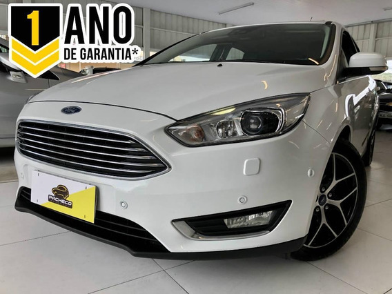 Ford Focus Titaniun At 2.0hc