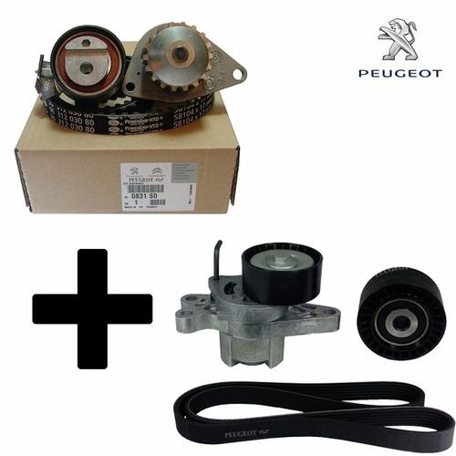 Kit Distribución + Kit Poly V Original Citroen Berling 1.4