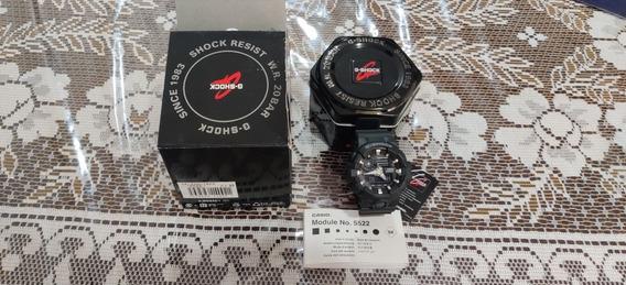 Relógio Casio Ga-700-1bdr Original