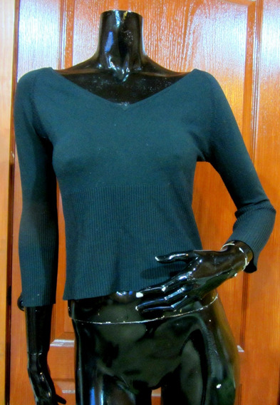 Sweater Negro Io Basico