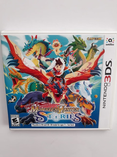Monster Hunter Stories Para Nintendo 3ds Nuevo Y Sellado