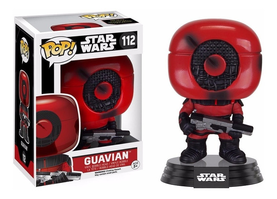 Coleccionable Movies Star Wars Guavian Funko Pop