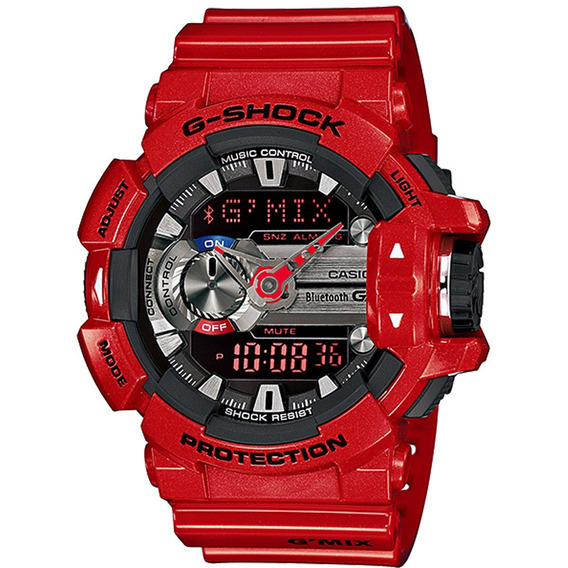 Relógio Casio G-shock G`mix Gba-400-4adr