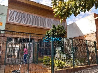 Sobrado Para Alugar, 250 M² Por R$ 3.200/mês - Mooca - São Paulo/sp - So0132
