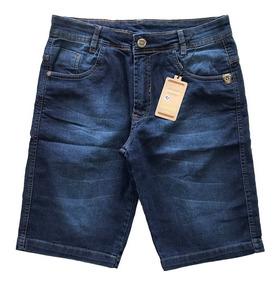 Bermuda Jeans Desconto Envio Imediato