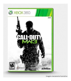 Call Of Duty: Modern Warfare 3 - Original Xbox 360 Novo