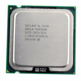 Processador Intel 775 Pentium Dual Core E5800 3.2gb/2m/800