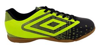 Tênis Masculino Umbro Futsal Flux 736054 - Rainha Calçados