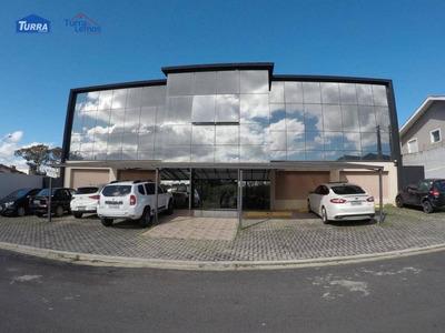 Sala Comercial Para Locação, Jardim Paulista, Atibaia. - Sa0044