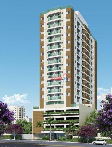 Apartamento 58,2 M², Condomínio Residencial Brecheret, 2 Dormitórios, 1 Suite, 1 Vaga, Vila Yara, Osasco. - Ap0723