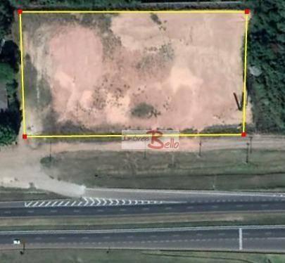 Imagem 1 de 1 de Área À Venda, 17310 M² Por R$ 7.800.000 - Dom Pedro I - Itatiba/sp - Ar0050