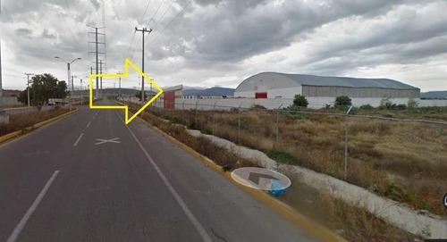 Imagen 1 de 10 de Bodega Con Terreno Y Oficinas Zona Industrial  Pachuca