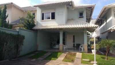 Casa Condomínio Em Santa Teresa Com 3 Dormitórios - Vr26967