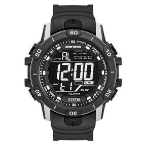 Relógio Mormaii Masculino Acqua Prata Mo3690aa/8c