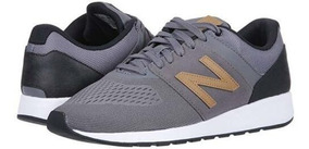 Tênis New Balance 24 Nb | Lifestyle - Cinza Original