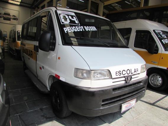 Peugeot Boxer Escolar 2004 Van Escolar Usada